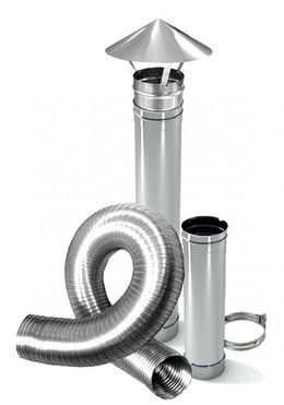 Дымоходы и воздуховоды
