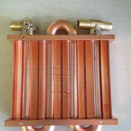 Теплообменники ГВС и отопления Daewoo HydroSta