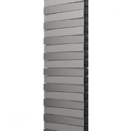 PianoForte Tower Silver Satin