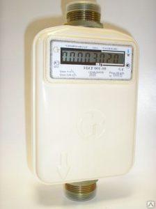 УБСГ 001 (G4; G6; G10) счетчики газа ультразвуковые коммунального назначения