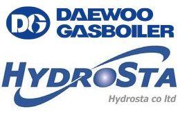 Запчасти для котлов DAEWOO и HydroSta