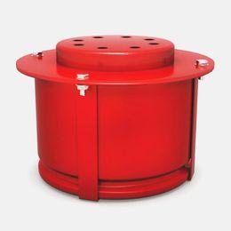 Генераторы огнетушащего аэрозоля с контактным охлаждением (серия АГС 6) (стар АГС 3)