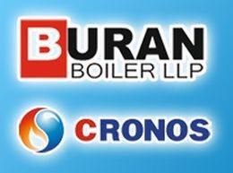 Котлы газовые и дизельные CRONOS (БУРАН)