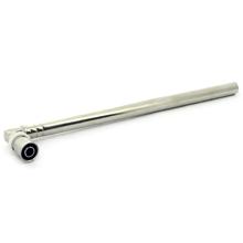 Уголок пресс для подключения радиатора с никел трубкой Uni-Fitt (Юнифит)